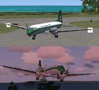 Screenshot of Hawker Siddeley HS 748.