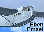 Screenshot of Eben Emael, Assault Glider in flight.