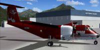 Screenshot of Misty Air DHC-5 Buffalo.