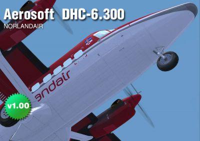 Screenshot of Norlandair DHC-6 Srs300.