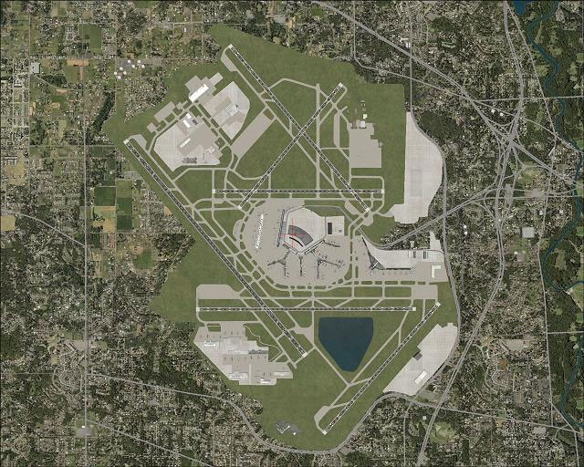O Hare International Airport For Fsx