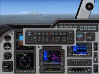 Screenshot of PoMans Meridian III audio panel upgrade.