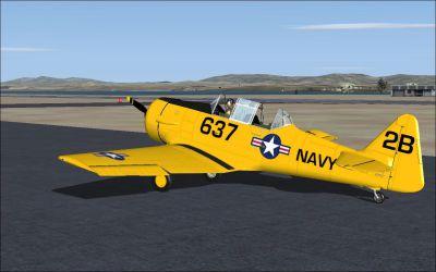 Screenshot of SNJ-2 USN 'JBirds' on the ground.