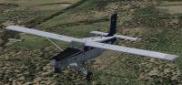 Screenshot of Pilatus PC-6C_H2 in flight.