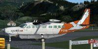 Screenshot of Sounds Air Cessna 208B.