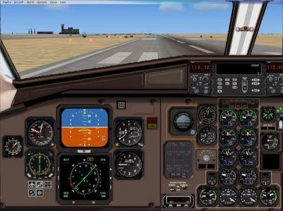 TWE ATR 42-500 panel.