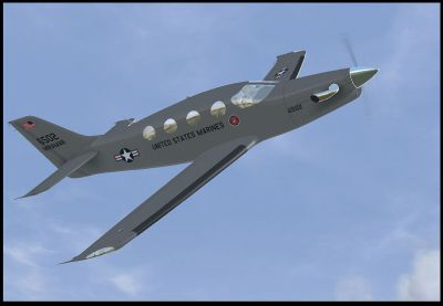 Screenshot of USMV Epic LT 6502 in flight.
