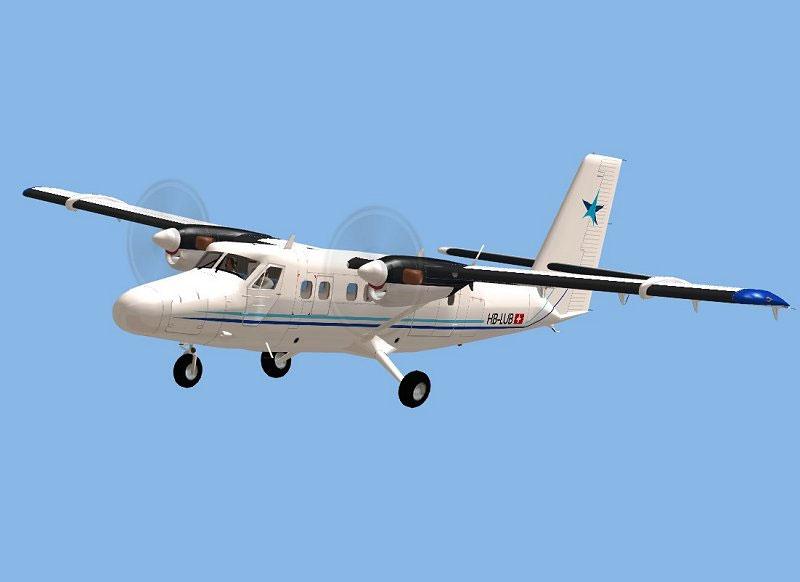 Viking DHC6-400 Twin O...