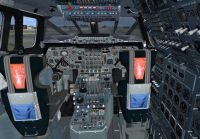 The virtual cockpit.