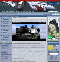 Screenshot of lockonfiles.com as of June, 2012.