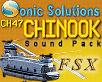 Sonic Solutions CH47 product artwork.