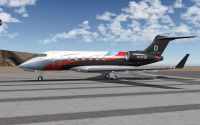 VMAX's Bombardier Challenger 300 for X-Plane 10.