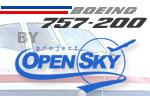 Project Open Sky logo.