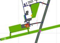 Overview of Kolding/Vamdrup Airfield.