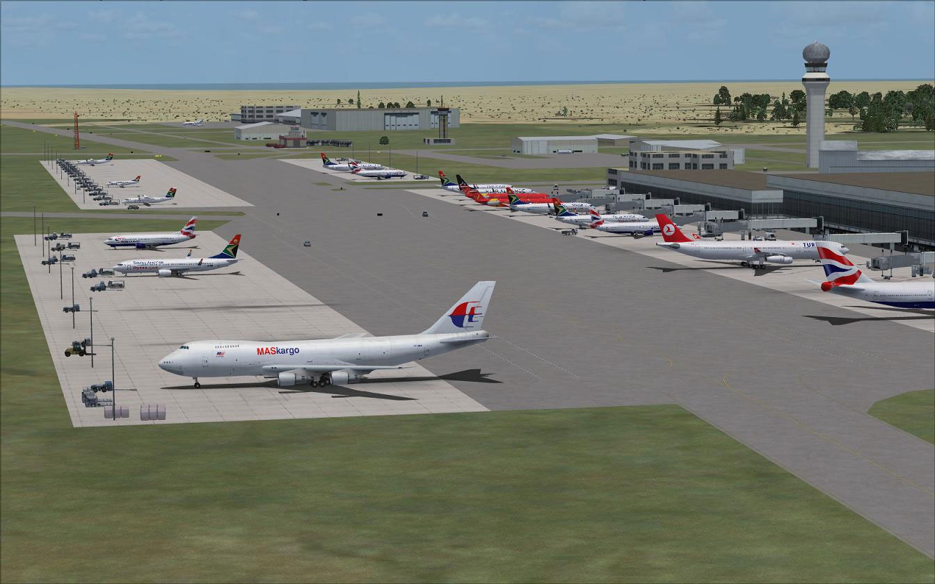 Afcad File For Fact For Fsx