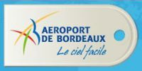 Logo for Merignac Airport.