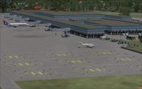 Helipads at Hilo International Airport.