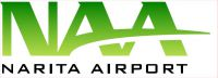 Logo for Narita International Airport, Tokyo.