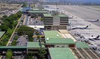 Photograph of Simon Bolivar International Airport, Venezuela.
