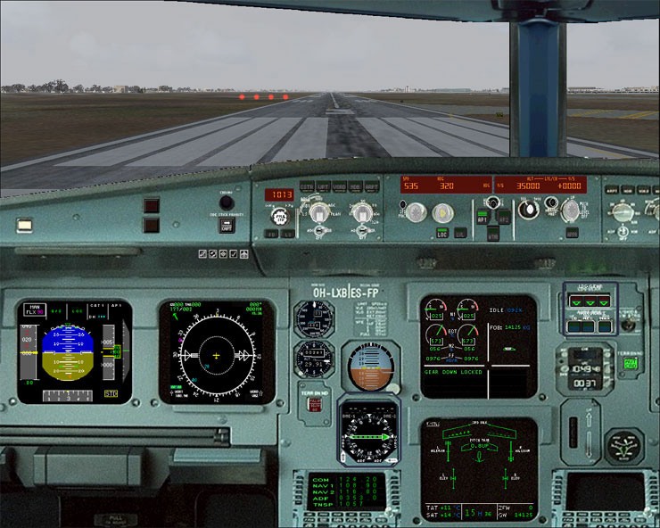 Airbus A320-200 Compilation for FS2004
