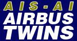 AIS-AI Airbus Twins logo.