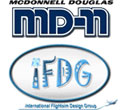 iFDG logo.