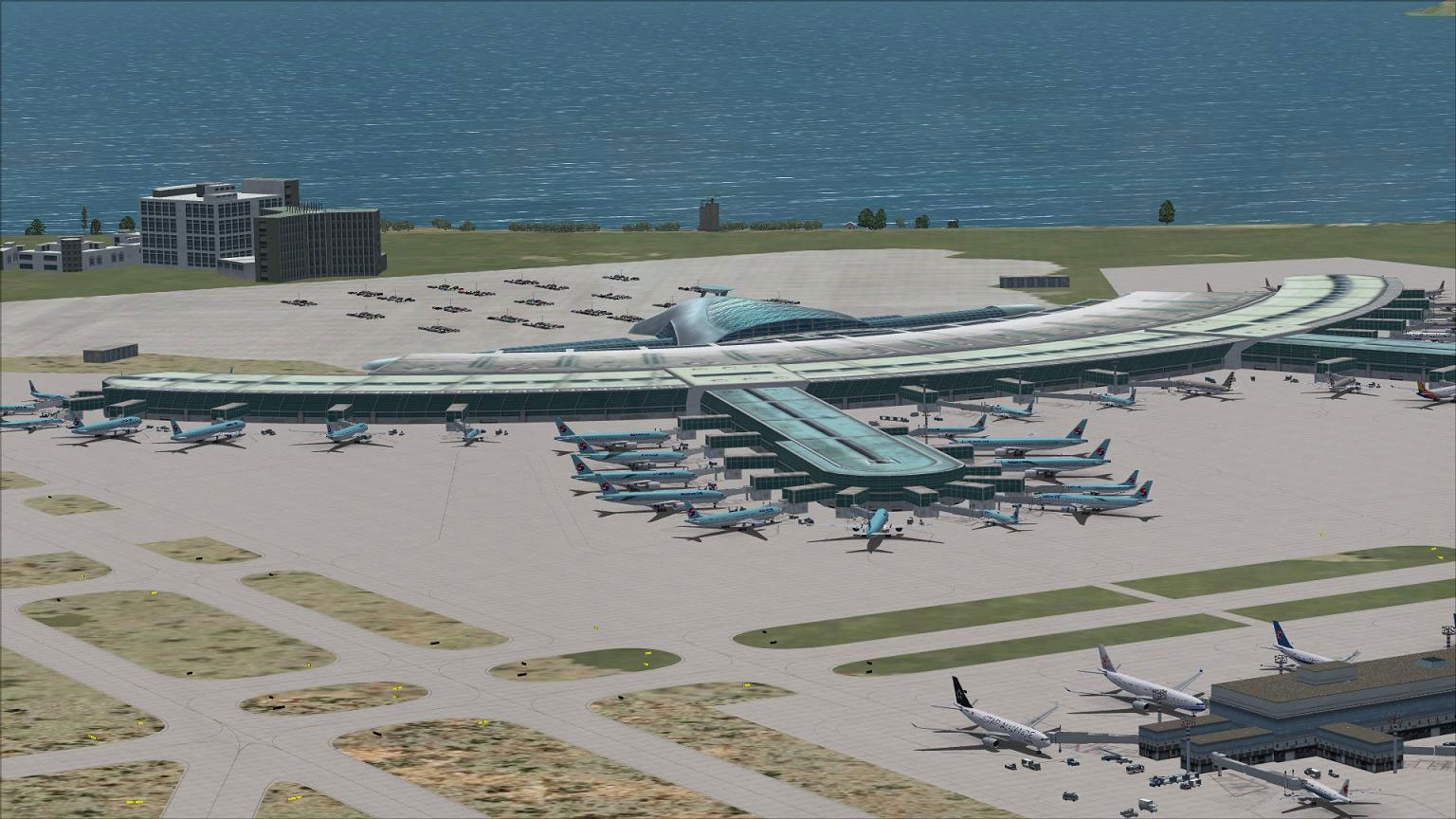 International Airport for FSX