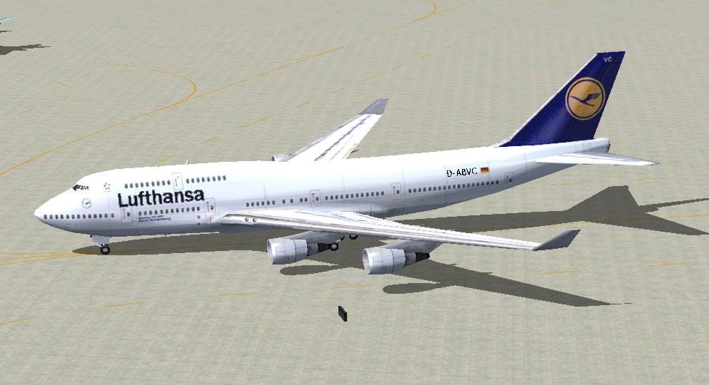 Boeing 747400  Specifications  Technical Data  Description