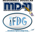 iFDG MD-11 Paink-Kit logo.