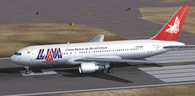 Reflective Metallic Paint Airlines