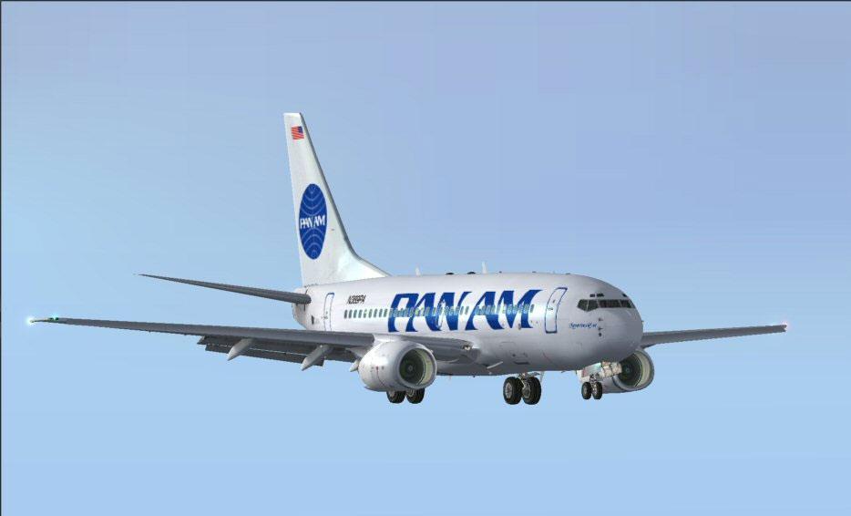 737 700 flight Manual