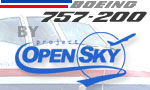 Project Open Sky logo.