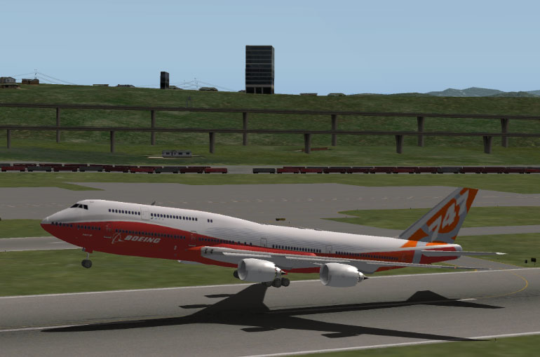 Fsx 747-8i free download