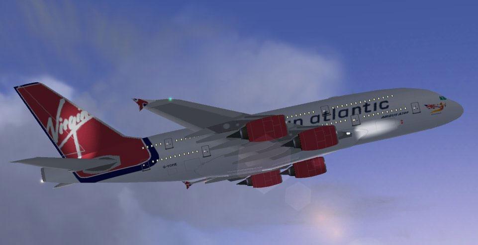 Cet A380 ne sortira jamais des usines de Toulouse.
