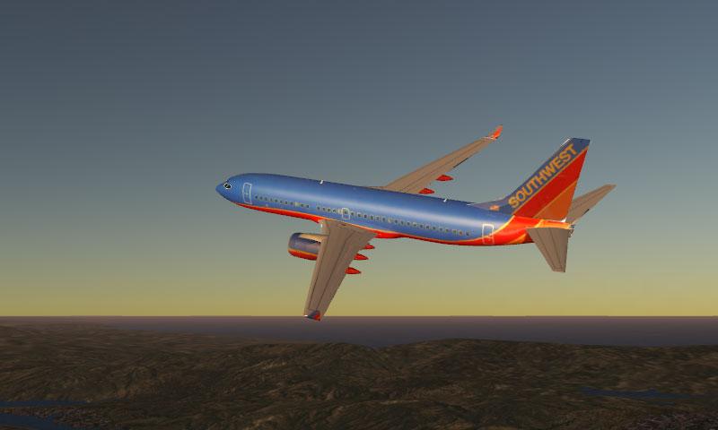 Flying Development Studio Has Released Infinite Flight A