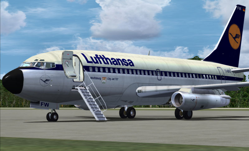 737 manual for Fsx