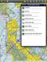 Screenshot from QuickPlan on the iPad.