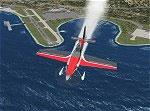 Screenshot of Aeroworks ARX-5X Coyote in flight.