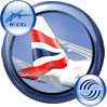 Icon showing tail decal of British Mediterranean A321-231.