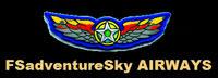 FSadventureSky AIRWAYS logo.