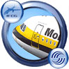 Icon showing Monarch Airlines Airbus A321-231.