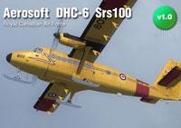 Screenshot of DHC-6 Srs100 in flight.