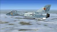Screenshot of FA201 Kestrel VMFT 401 in flight.