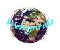 Weltspirale logo.