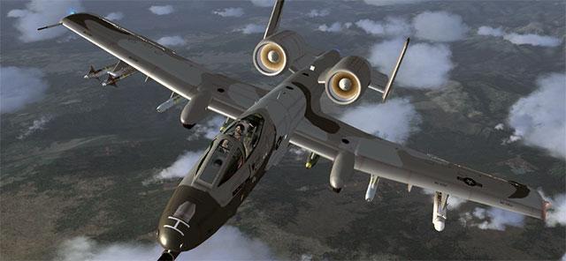aerosoft releases its a 10 warthog
