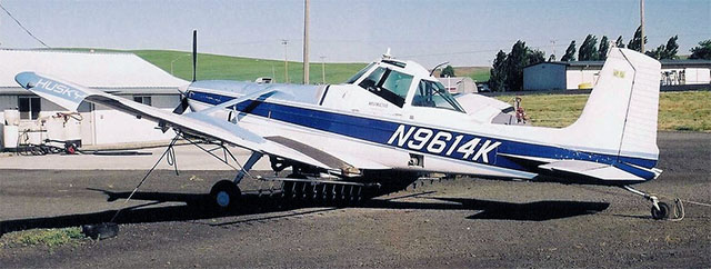 Real-life Cessna AGhusky.