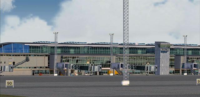 Billund terminal