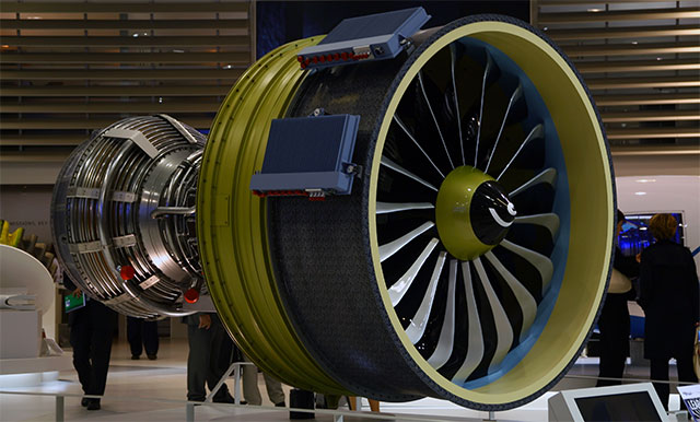 CFM LEAP Engine.