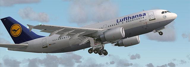 CLS Lufthansa Airbus.