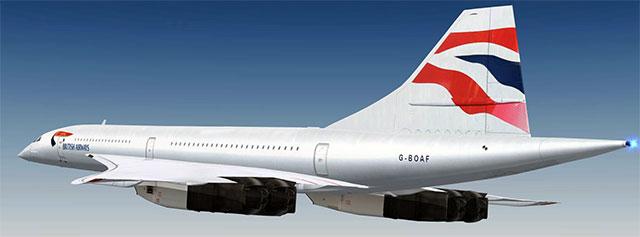 Concorde X screenshot.